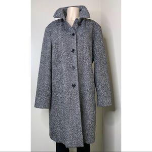 Worthington wool coat size large